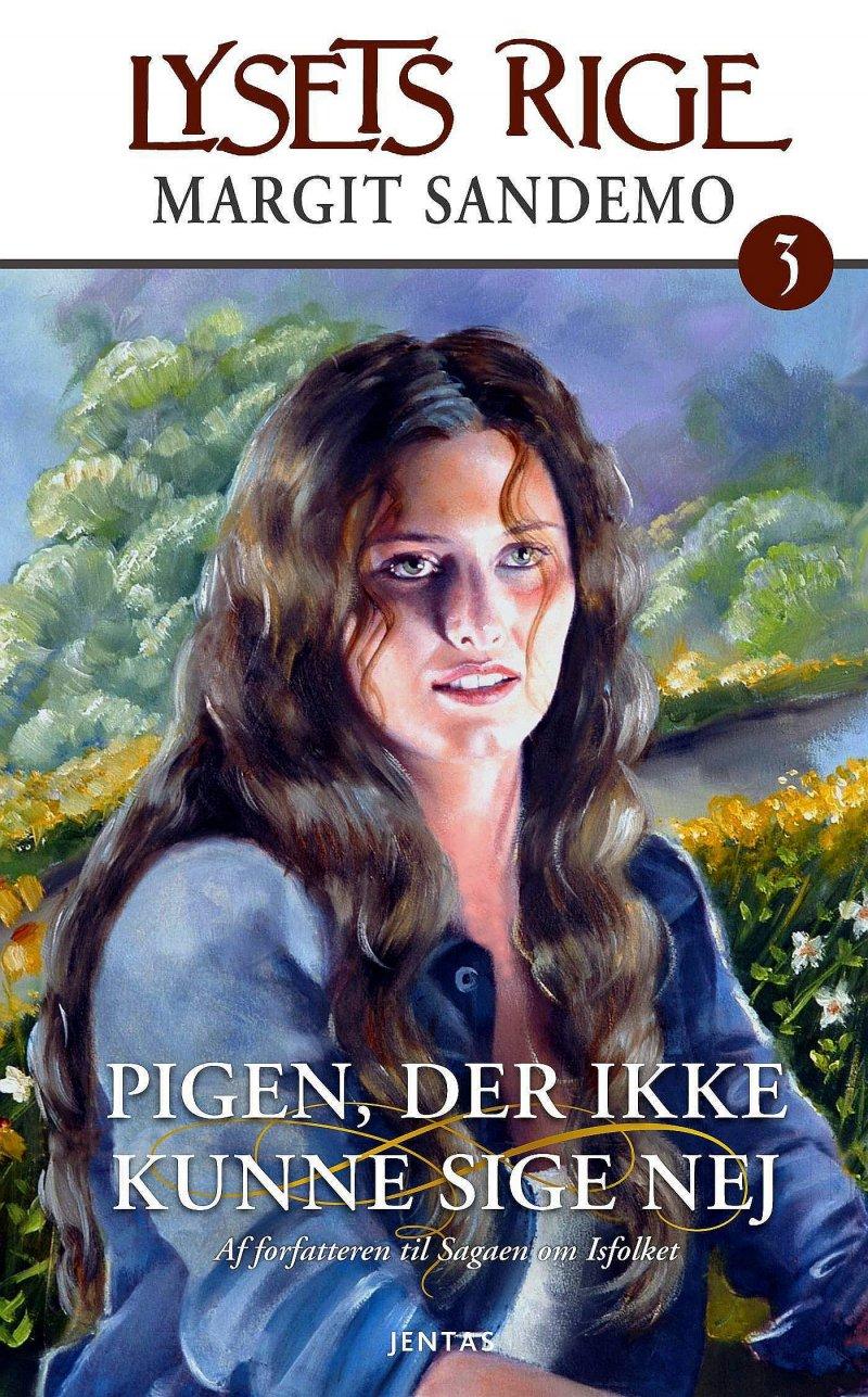 Image of   Lysets Rige 3 - Pigen, Der Ikke Kunne Sige Nej - Margit Sandemo - Cd Lydbog