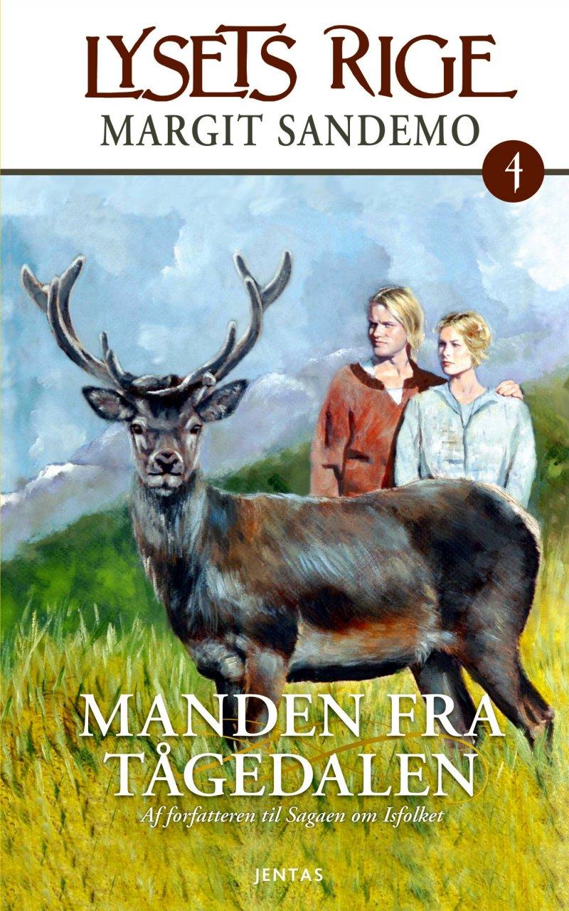 Image of   Lysets Rige 4 - Manden Fra Tågedalen, Mp3 - Margit Sandemo - Cd Lydbog