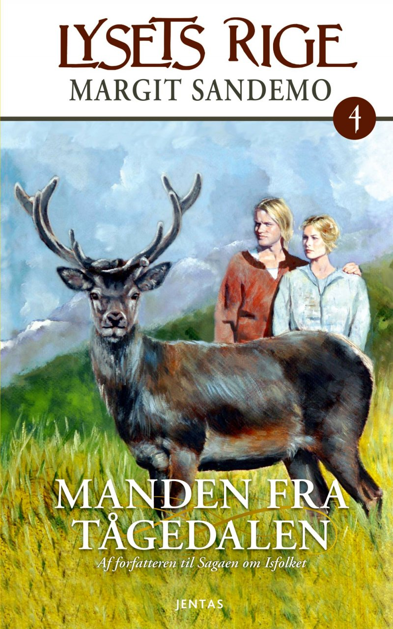 Lysets Rige 4 - Manden Fra Tågedalen, Mp3 - Margit Sandemo - Cd Lydbog