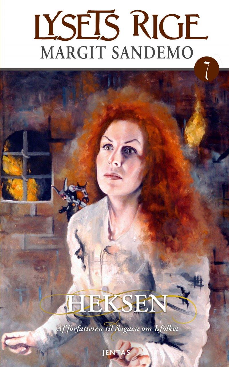 Image of   Lysets Rige 7 - Heksen - Margit Sandemo - Cd Lydbog