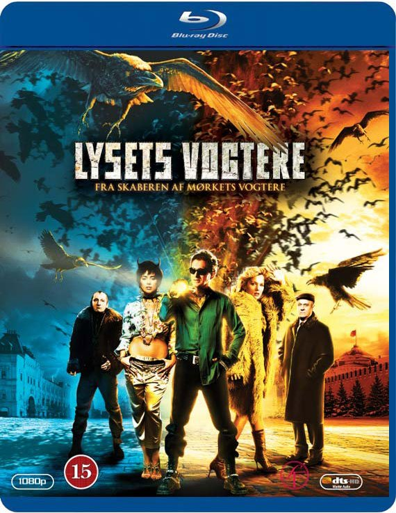 Image of   Lysets Vogtere / Day Watch - Blu-Ray