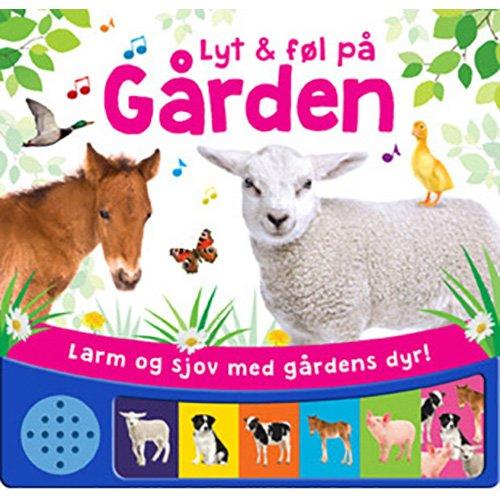 Image of   Lyt Og Føl På Gården - Diverse - Bog