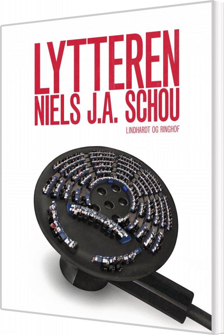 Lytteren - Nils Schou - Bog