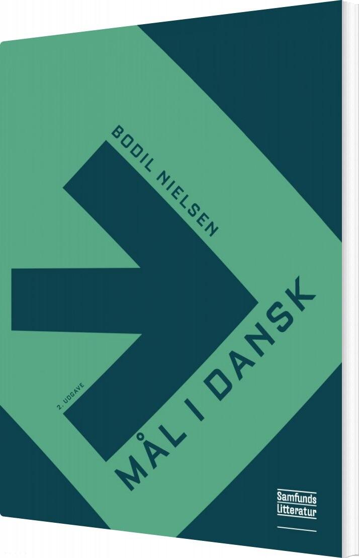 Image of   Mål I Dansk - Bodil Nielsen - Bog