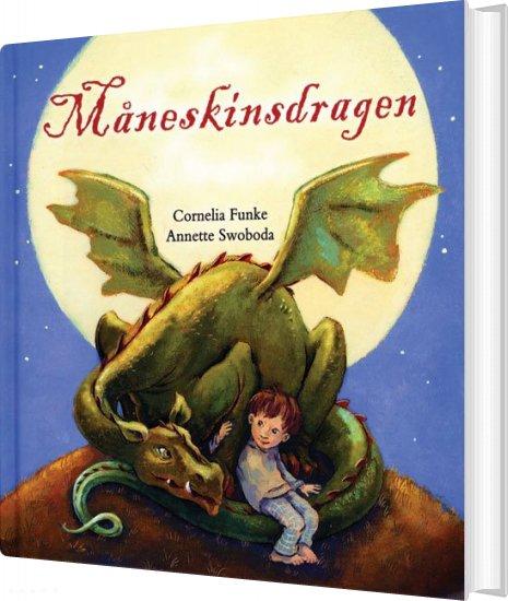 Måneskinsdragen - Cornelia Funke - Bog