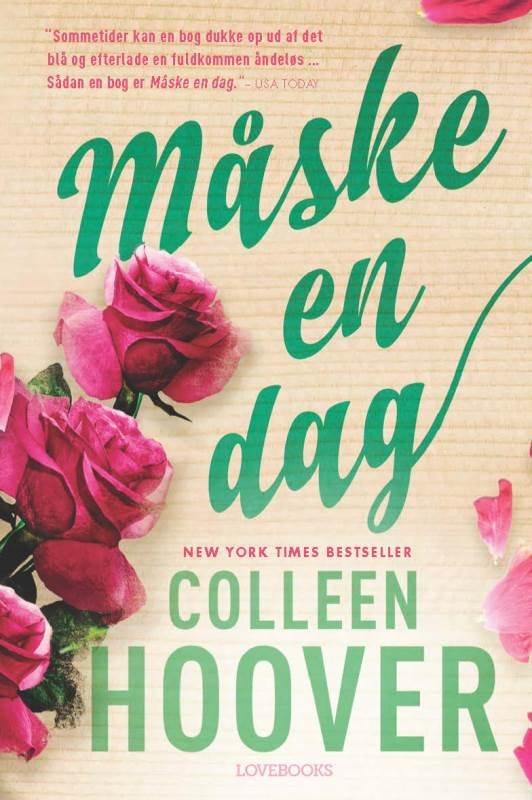 Måske En Dag - Colleen Hoover - Bog