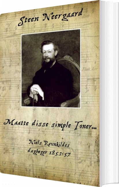 Maatte Disse Simple Toner - Steen Neergaard - Bog