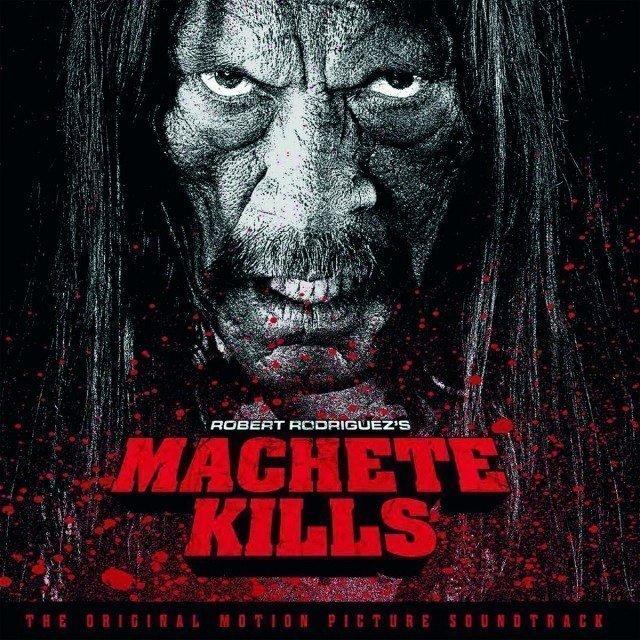 Image of   Machete Kills Soundtrack - Vinyl / LP
