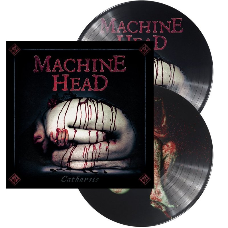 Machine Head - Catharsis - Picture Vinyl - Vinyl / LP