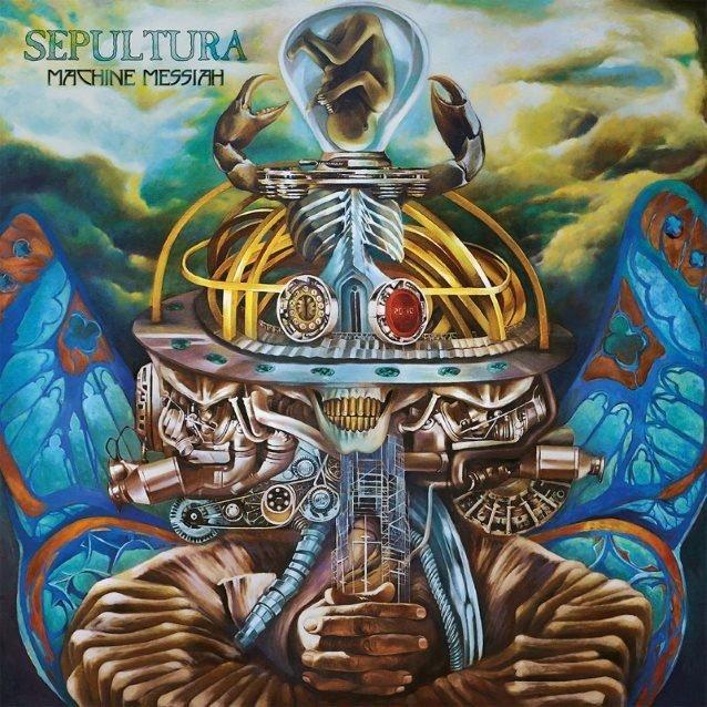 Sepultura - Machine Messiah - Vinyl / LP