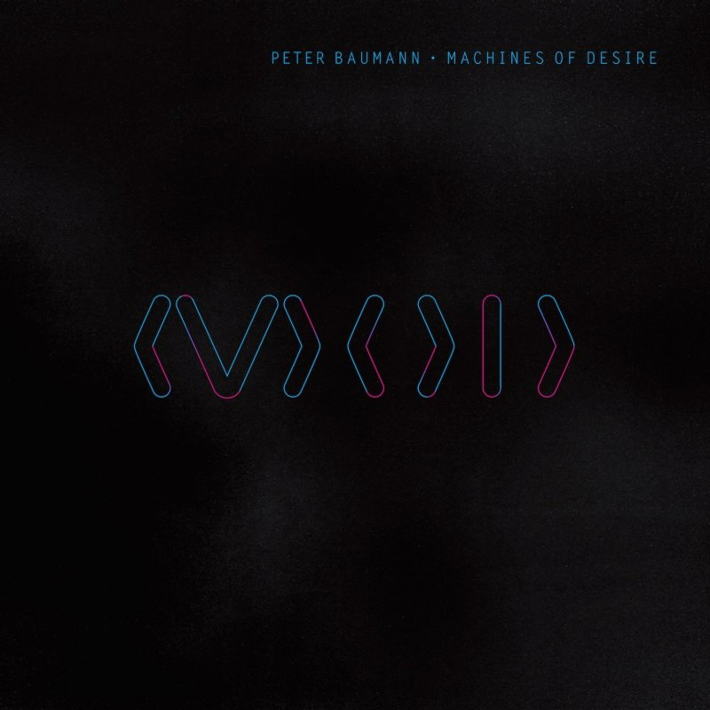 Image of   Peter Baumann - Machines Of Desire - CD