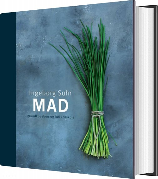 Mad Illustreret I Farver - Elin Kirkegaard - Bog