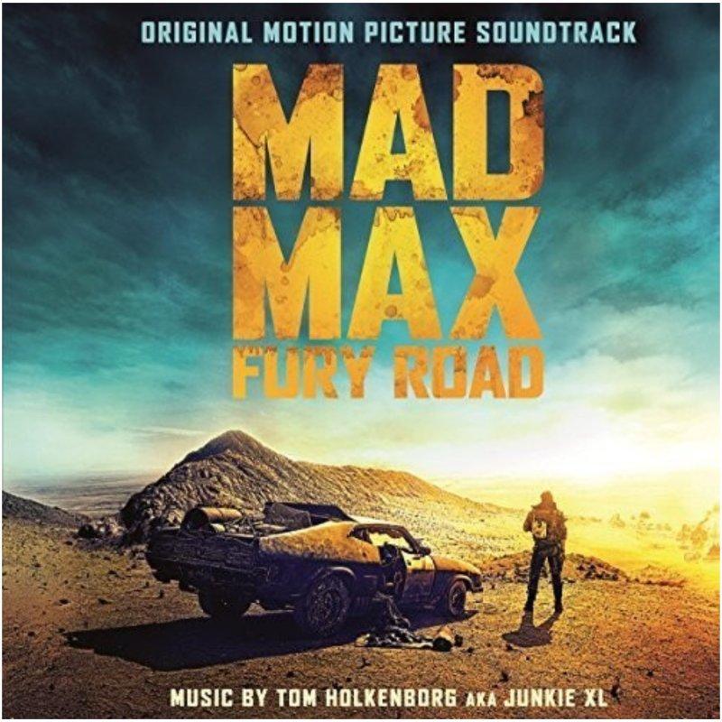 Image of   Mad Max: Fury Road Soundtrack - Vinyl / LP