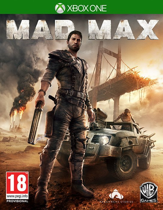 Image of   Mad Max - Xbox One