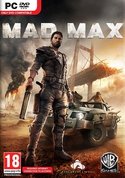 Image of   Mad Max - PC