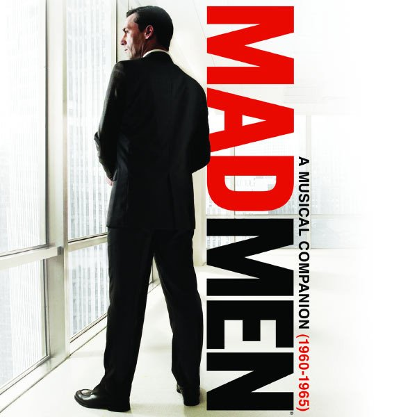 Image of   Mad Men - A Musical Companion 1960-1965 - Soundtrack - CD