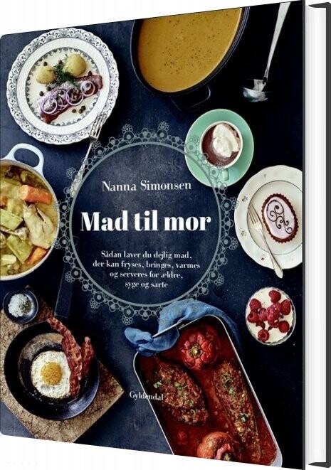 Mad Til Mor - Nanna Simonsen - Bog