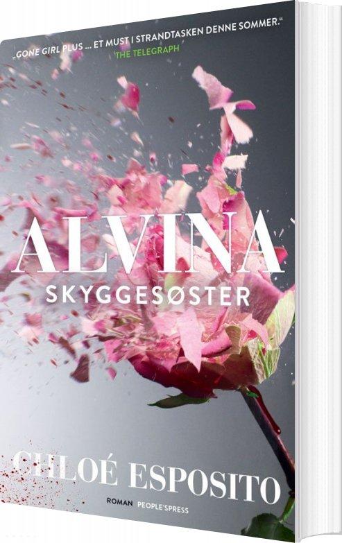 Alvina 1 - Skyggesøster - Chloé Esposito - Bog