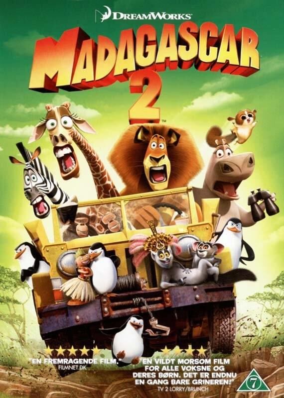 Billede af Madagascar 2 - DVD - Film