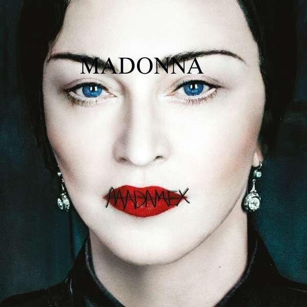 Billede af Madonna - Madame X - CD