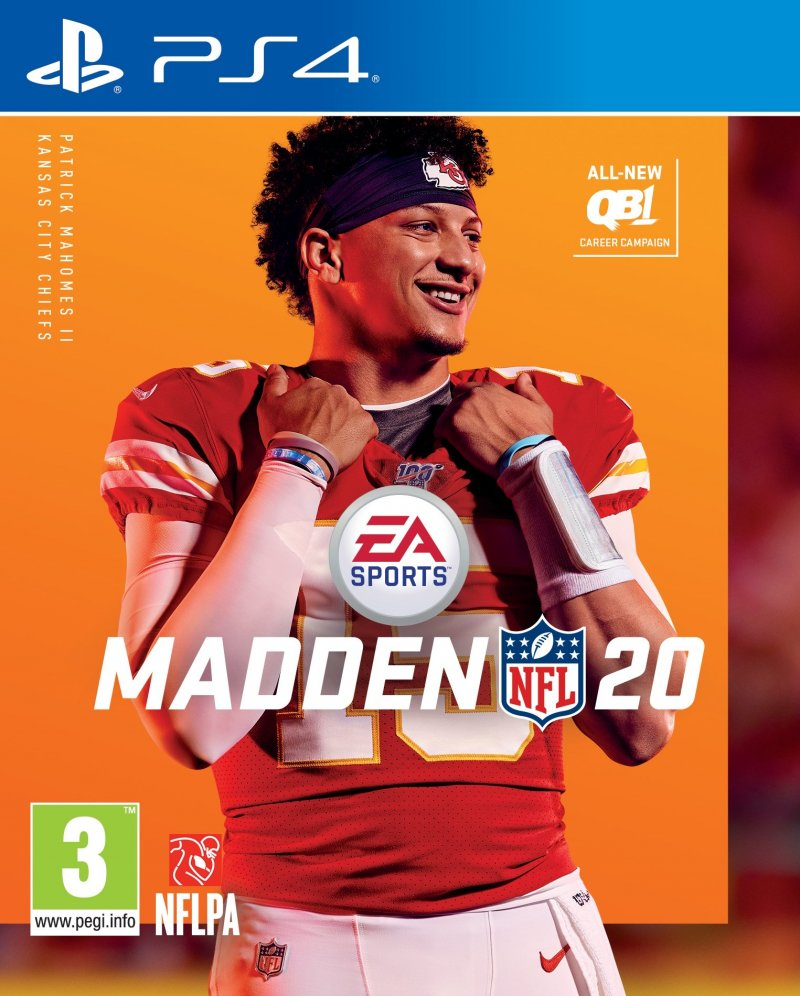 Image of   Madden Nfl 20 - PS4