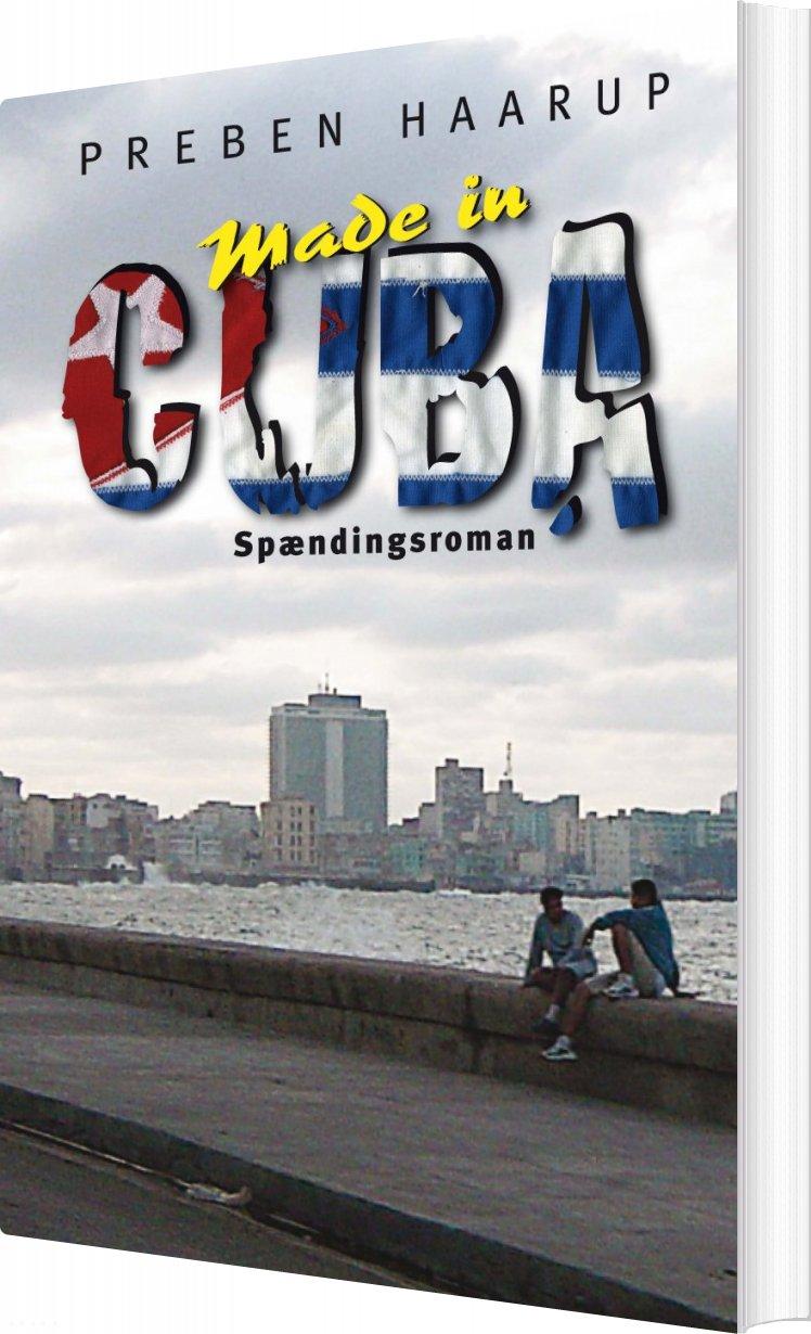 Made In Cuba - Preben Haarup - Bog