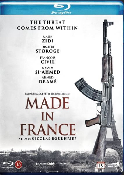 Made In France - Blu-Ray