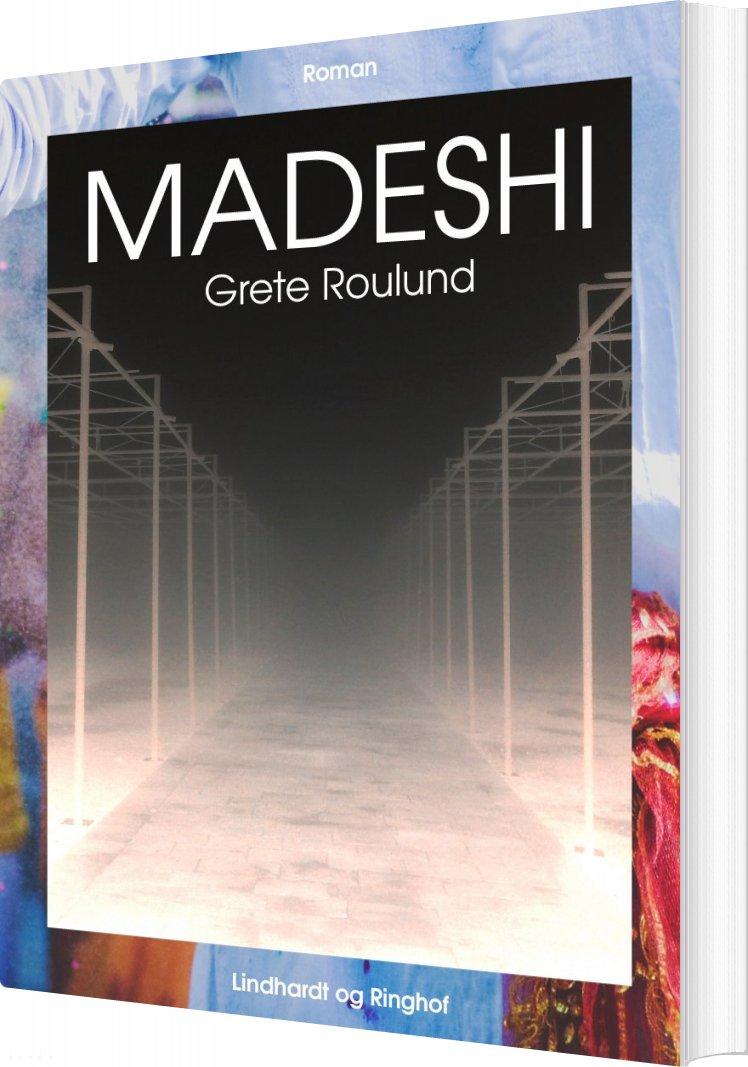 Madeshi - Grete Roulund - Bog