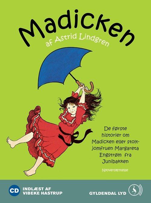 Image of   Madicken - Astrid Lindgren - Cd Lydbog