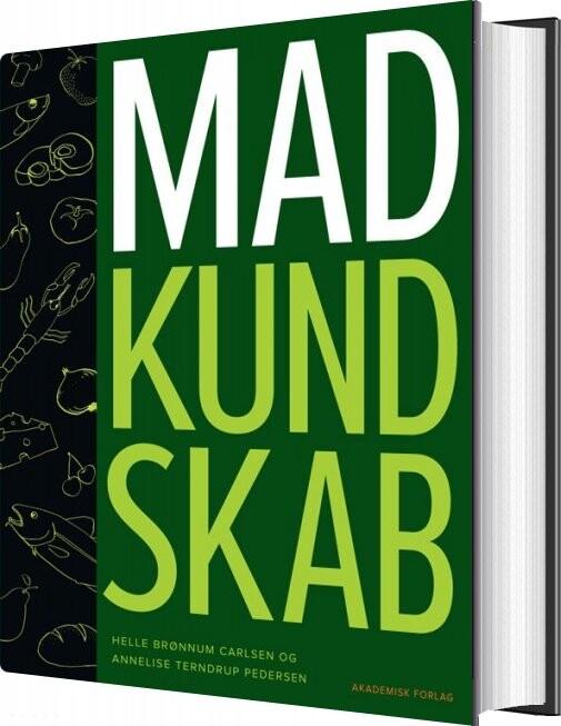 Image of   Madkundskab - Helle Brønnum Carlsen - Bog