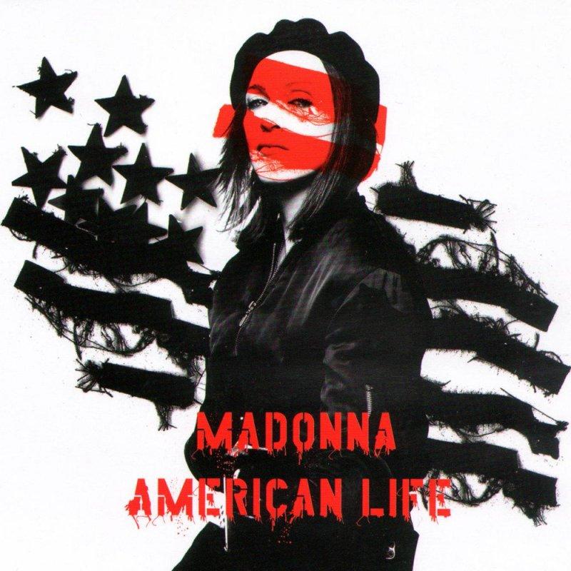 Image of   Madonna - American Life - CD