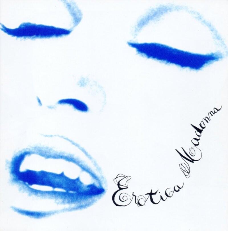 Image of   Madonna - Erotica - CD