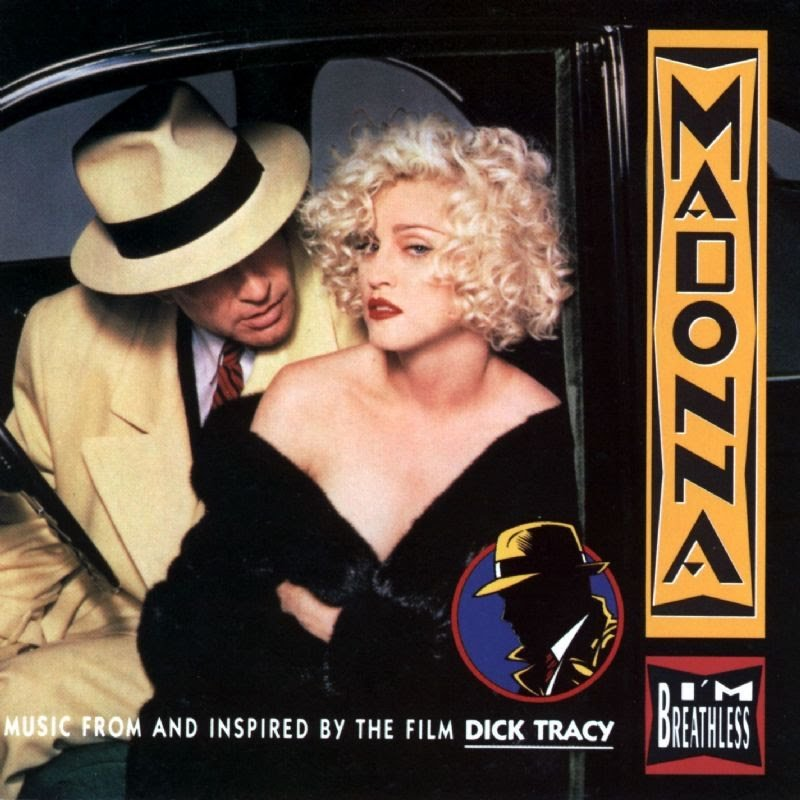 Image of   Madonna - Im Breathless - CD