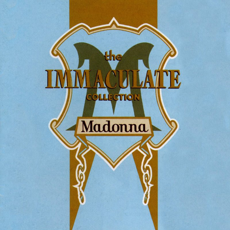 Image of   Madonna - Immaculate Collection (the Best Of Madonna) - CD