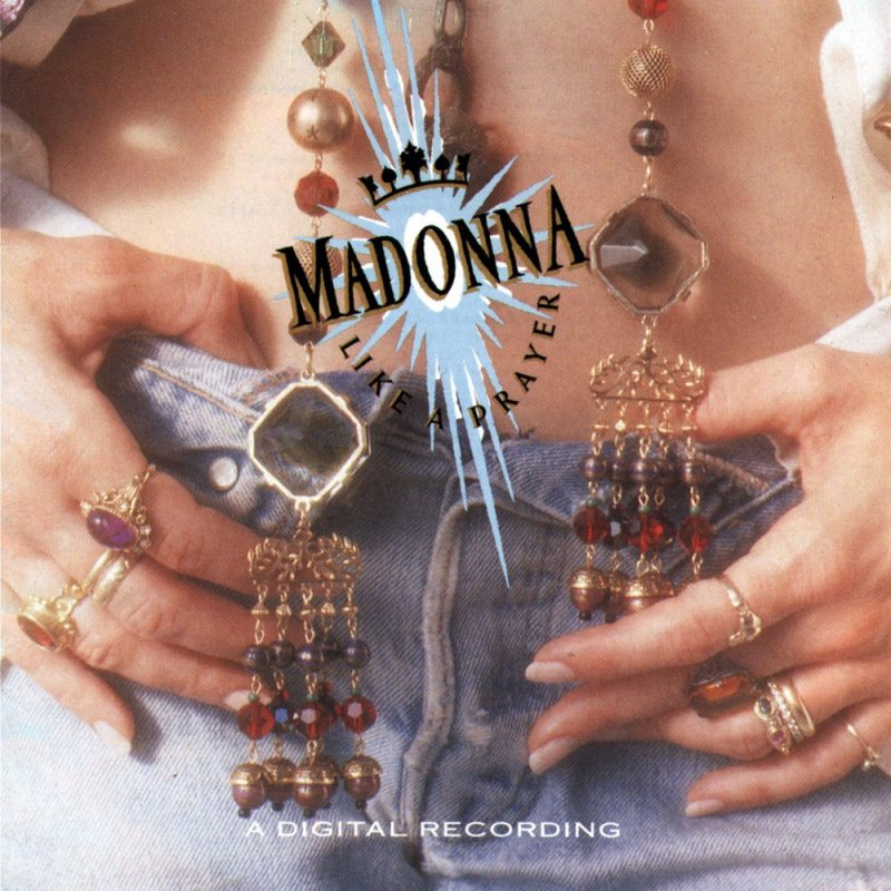 Image of   Madonna - Like A Prayer - CD