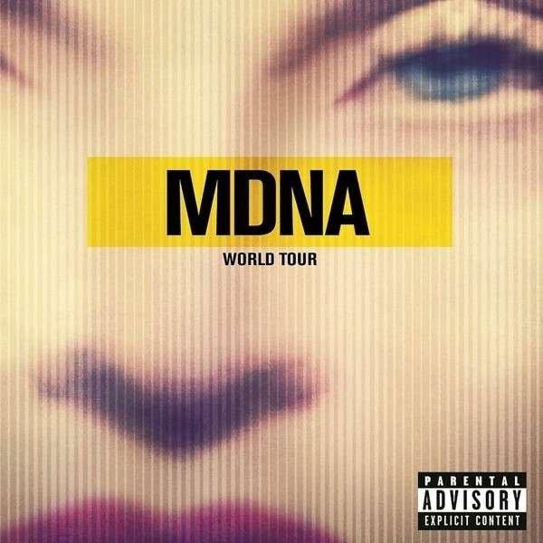 Image of   Madonna - Mdna World Tour - CD