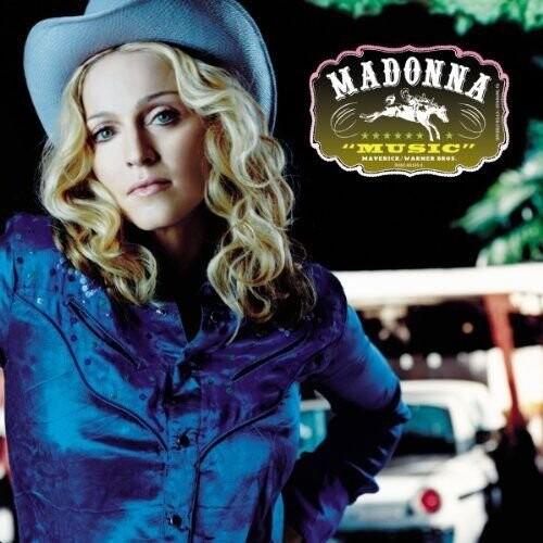 Image of   Madonna - Music - CD