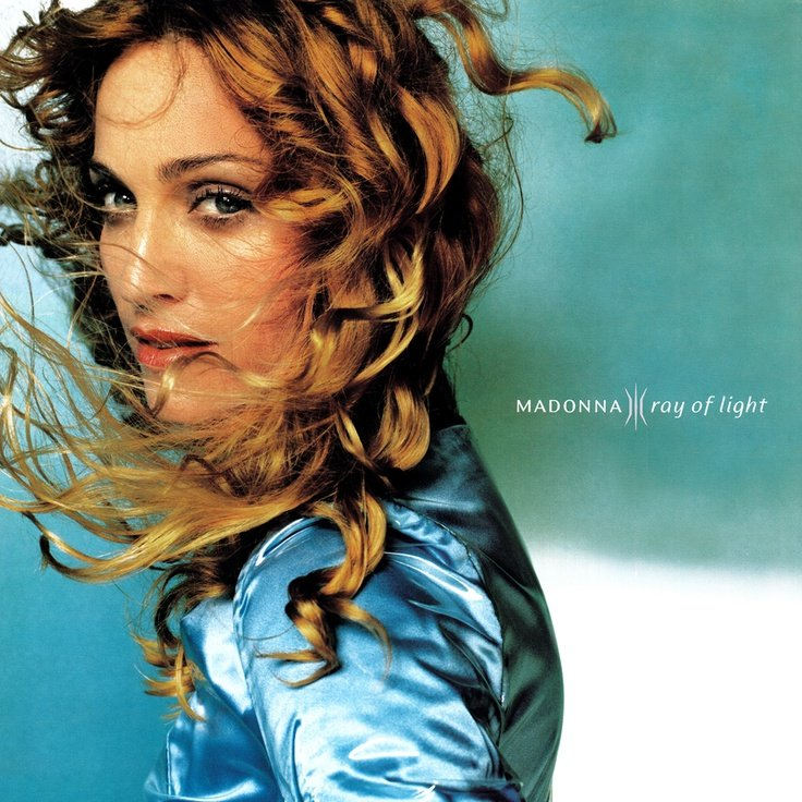 Image of   Madonna - Ray Of Light - CD