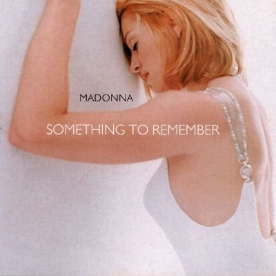 Image of   Madonna - Something To Remember - CD