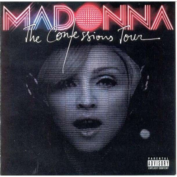 Image of   Madonna - The Confessions Tour (dvd + Cd) - CD
