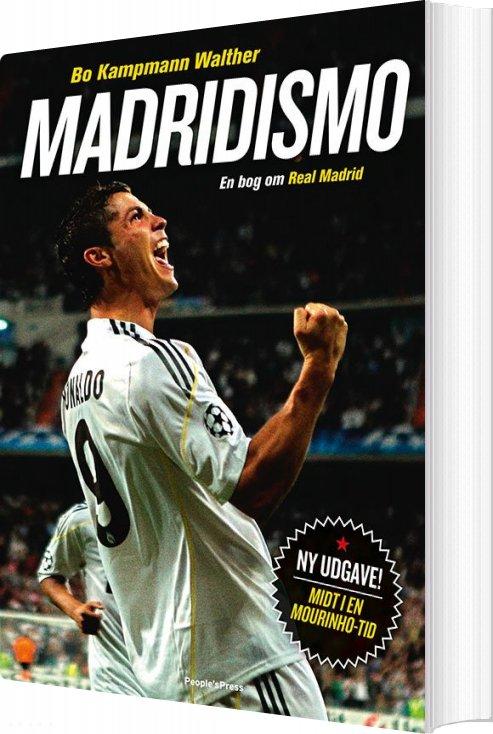 Billede af Madridismo - Bo Kampmann Walther - Bog