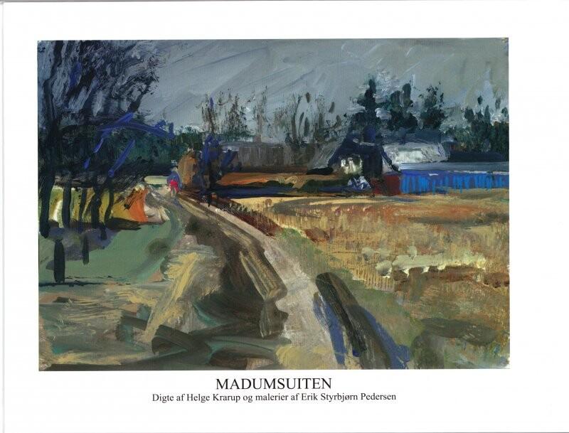 Madumsuiten - Helge Krarup - Bog