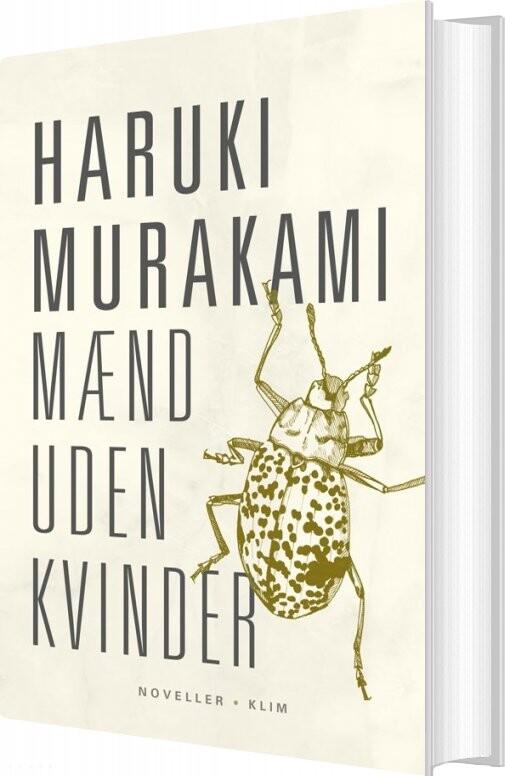 Mænd Uden Kvinder - Haruki Murakami - Bog