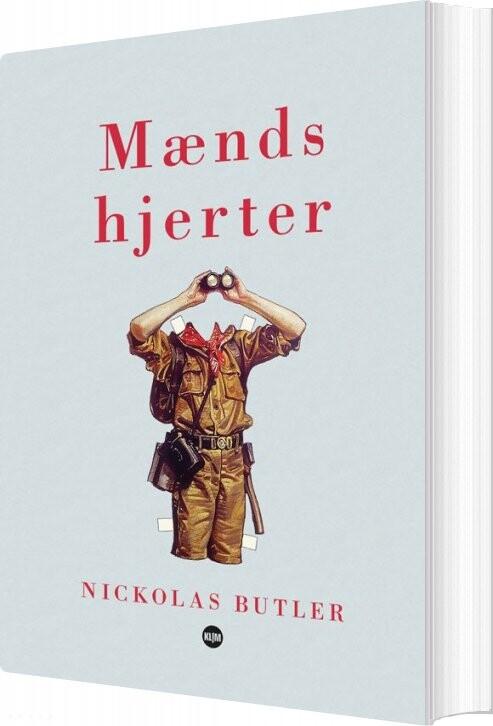 Image of   Mænds Hjerter - Nickolas Butler - Bog