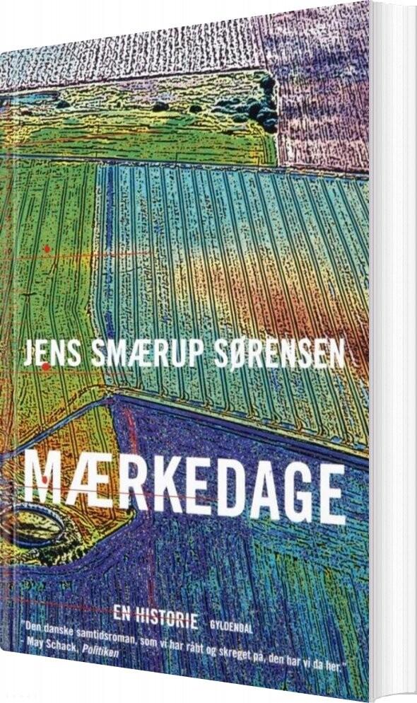 Mærkedage - Jens Smærup Sørensen - Bog