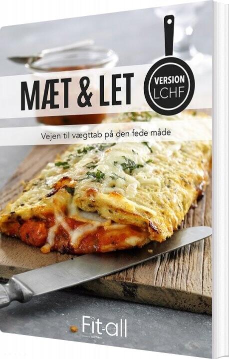 Mæt & Let Version Lchf - Lene Hansson - Bog