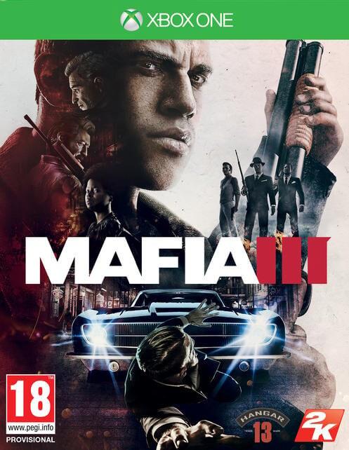 Image of   Mafia Iii (3) - Xbox One