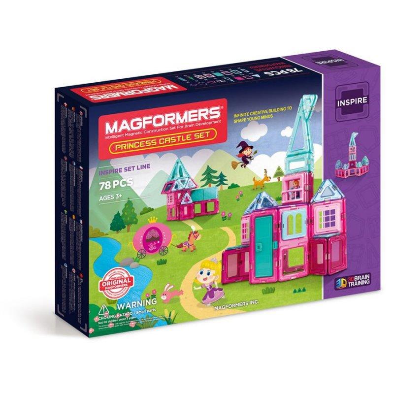 Magformers Magneter - Prinsesseslot