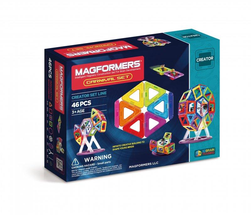 Magformers Carnival Set - 46 Dele