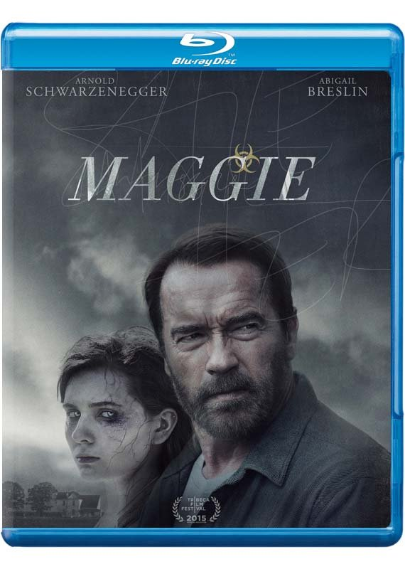 Image of   Maggie - Blu-Ray